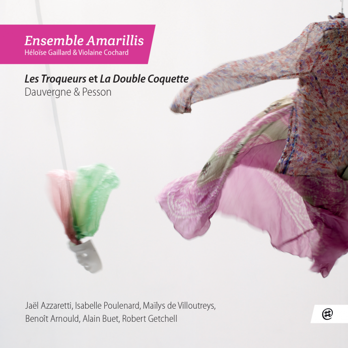 Les Troqueurs & La Double Coquette - Amarillis