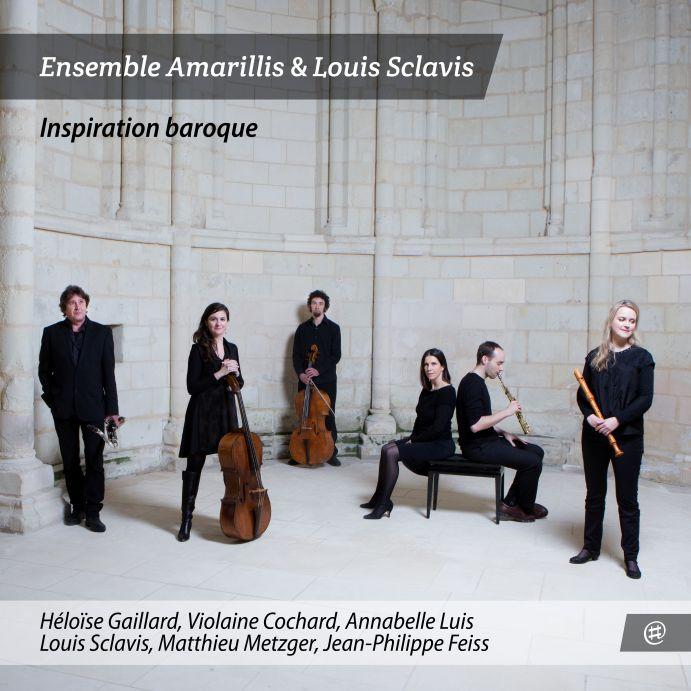 Inspiration baroque - Ensemble Amarillis & Louis Sclavis