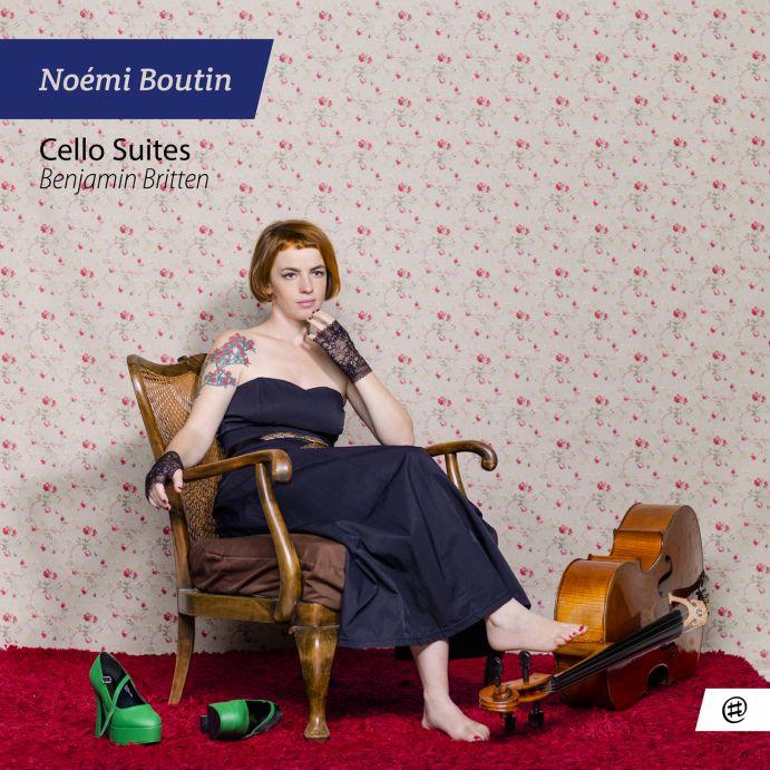 Britten   Cello Suites - Noémi Boutin