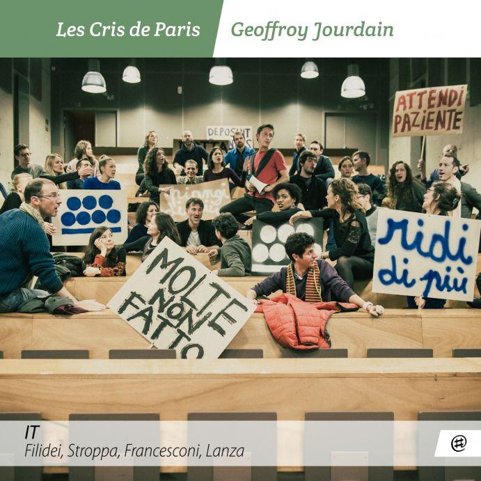 IT - Les Cris de Paris