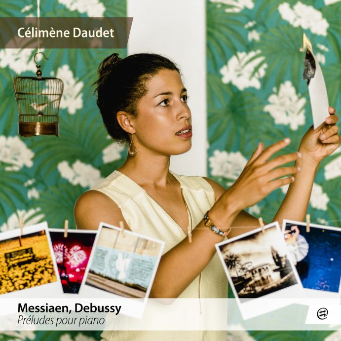 Messiaen, Debussy - Célimène Daudet