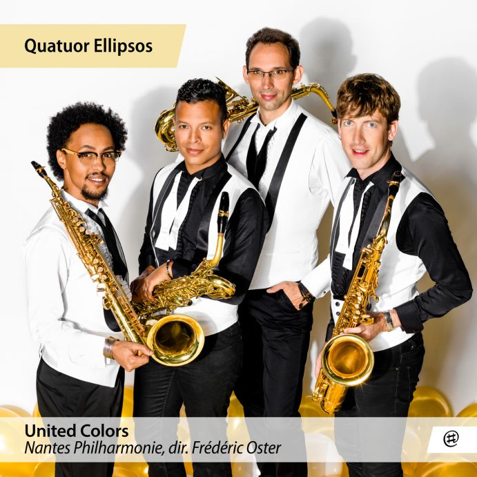 United Colors - Quatuor Ellipsos