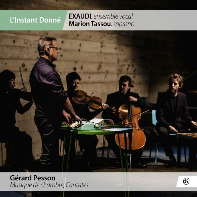 Gérard Pesson | Musique de chambre, cantates - L'Instant Donné