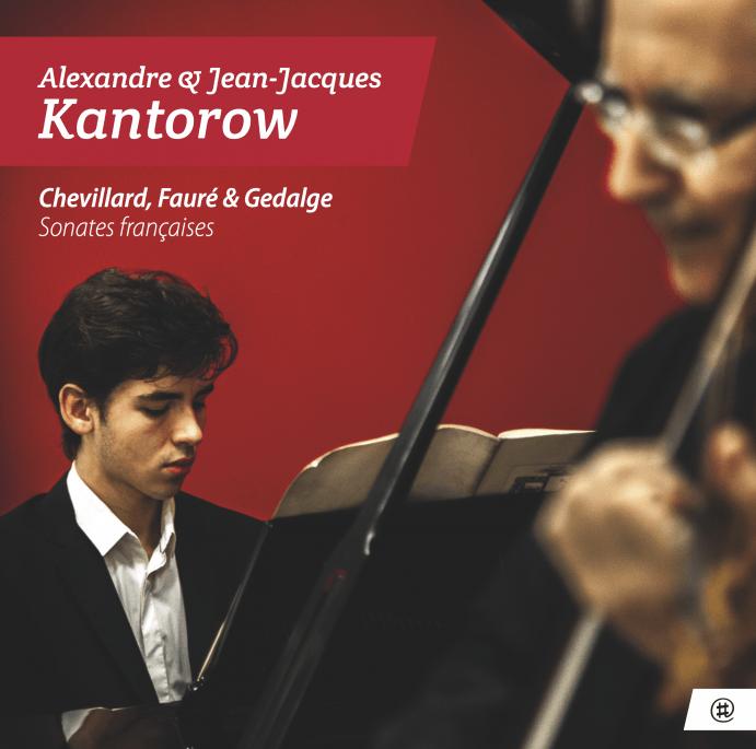 Sonates françaises - Alexandre & Jean-Jacques Kantorow