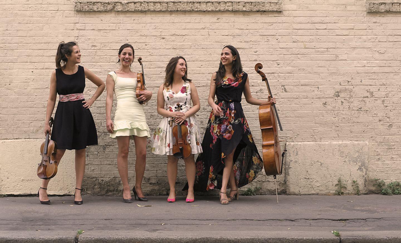 Joseph Haydn   String Quartets op.50 - Quatuor Zaïde