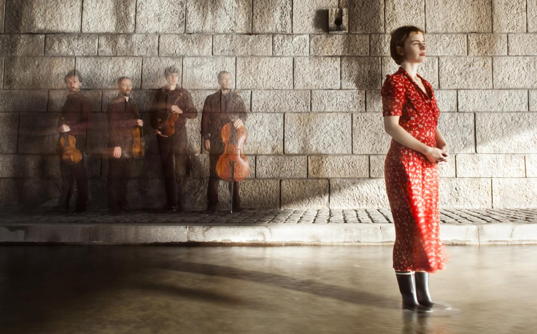 Schubert & D'Adamo - Noémi & Quatuor Bela