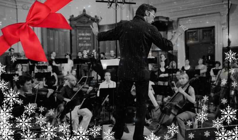 Joyeux clip de Noël et excellentes fêtes de fin d'année à tous !