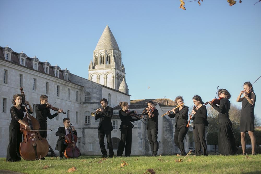 Jeune Orchestre de l'Abbaye aux Dames de Saintes