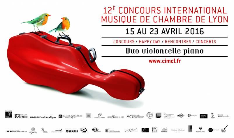 Concours international de musique de chambre de lyon 2016 - Concours international de musique de chambre de lyon ...