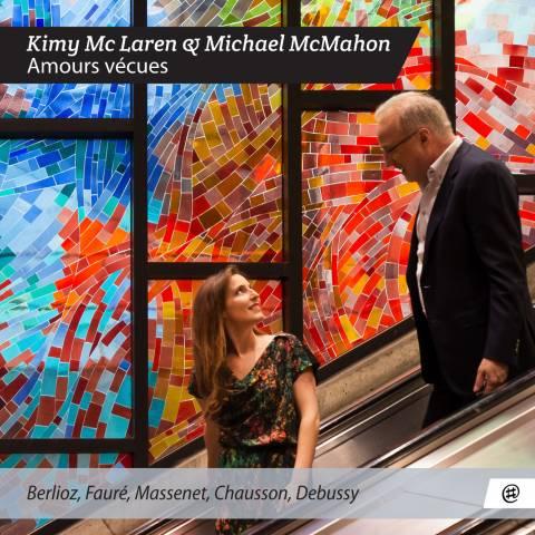 Amours vécues - Kimy Mc Laren & Michael McMahon