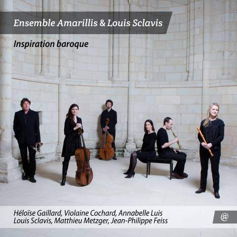 Inspiration baroque - Ensemble Amarillis & Louis Sclavis