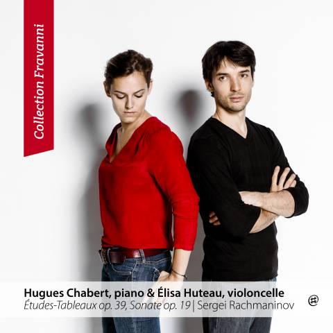 Etudes-tableaux op.39, Sonate op.19 - Hugues Chabert & Elisa Huteau