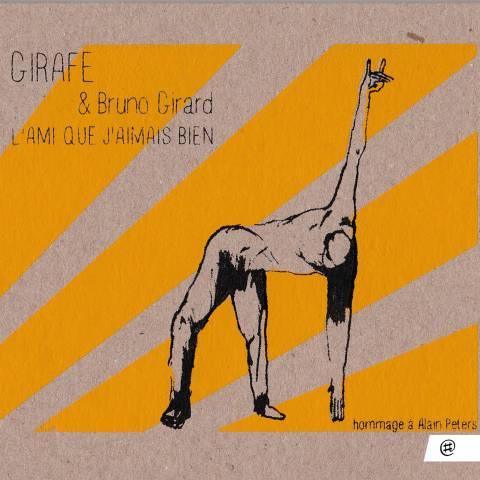 L'ami que j'aimais bien - Girafe