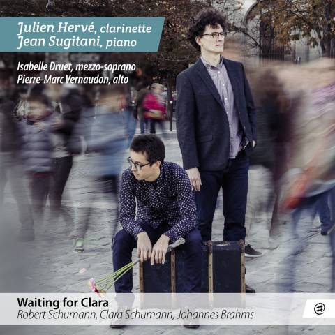 Waiting for Clara - Julien Hervé, Jean Sugitani, Isabelle Druet, Pierre-Marc Vernaudon