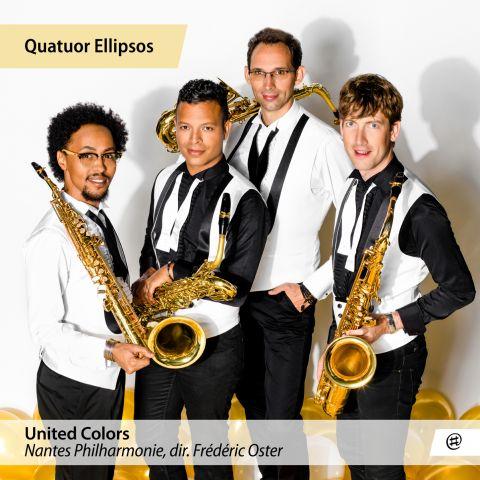 United Colors - Quatuor Ellipsos