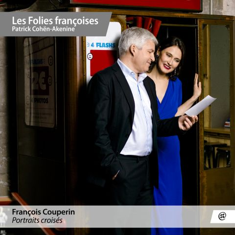 Portraits croisés - Les Folies françoises