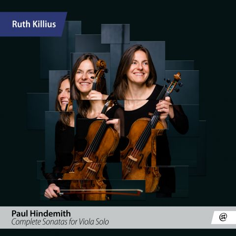 Complete Sonatas for Viola Solo - Ruth Killius