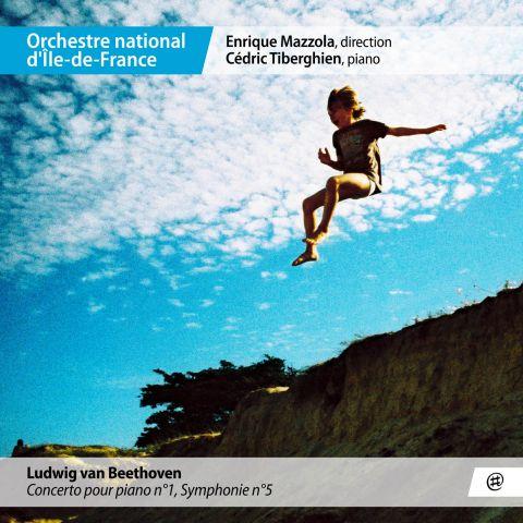 Beethoven | Piano Concerto No.1 & Symphony No.5 - Cédric Tiberghien, Orchestre national d'Île-de-France, Enrique Mazzola
