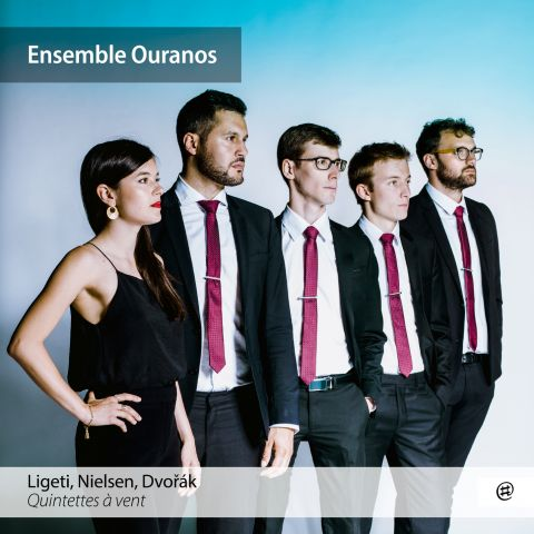 Ligeti, Dvorak, Nielsen | Woodwind Quintets -