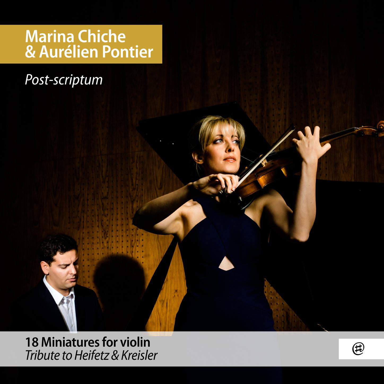 Post-Scriptum - Marina Chiche & Aurélien Pontier