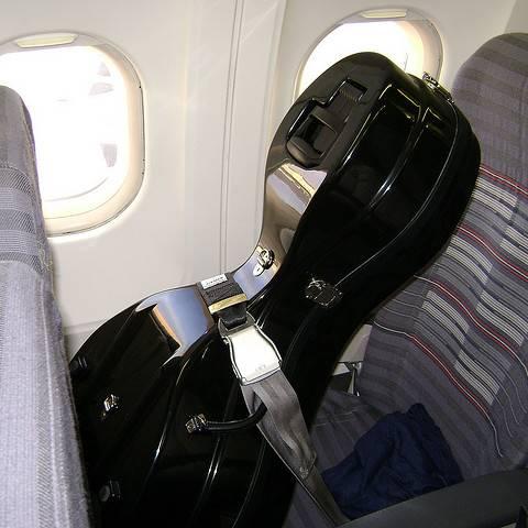 Y a-t-il un instrument dans l'avion ?