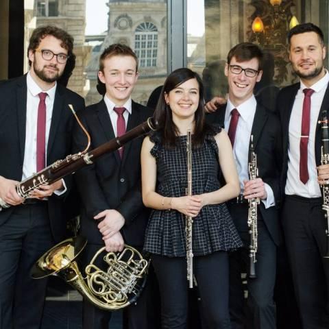 L'Ensemble Ouranos, grand vainqueur du concours de Lyon !