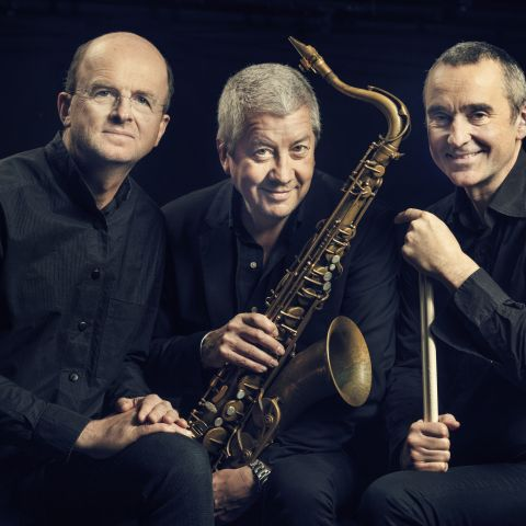 Guillaume de Chassy / Christophe Marguet / Andy Sheppard