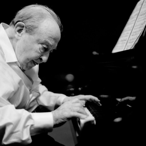 Interview de Menahem Pressler