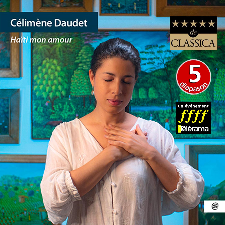 Haïti mon amour - Célimène Daudet