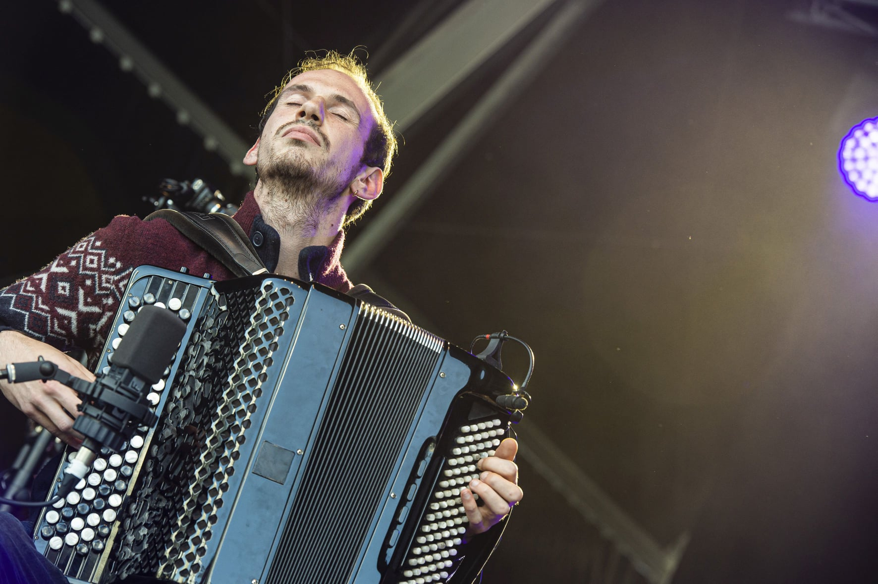 Noé Clerc remporte le Prix d'instrumentiste du festival Jazz à la Défense 2021 !