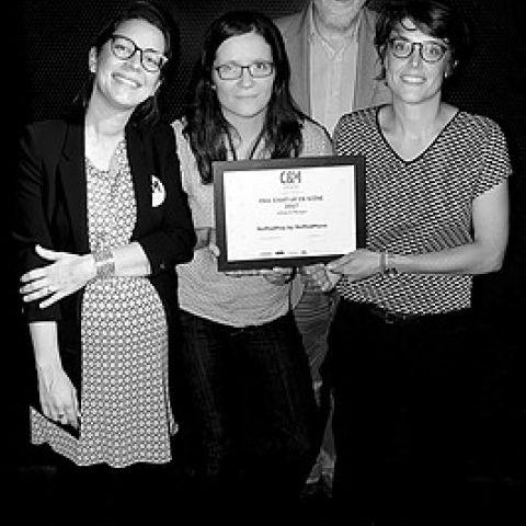 NoMadMusic lauréat du prix Startup en Scène !