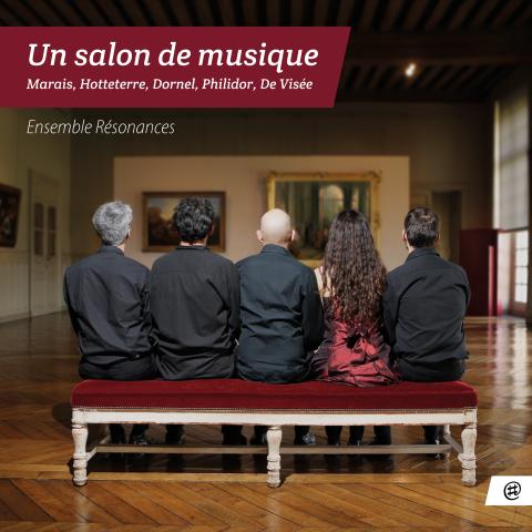 Un salon de musique - Ensemble Résonances