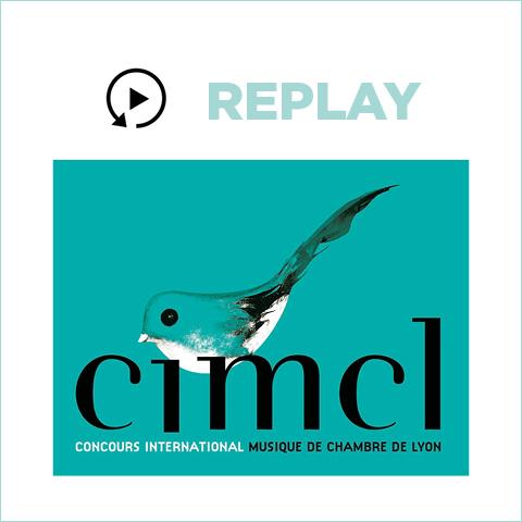 Revivez l'intégralité du Concours International de Musique de Chambre de Lyon en replay !