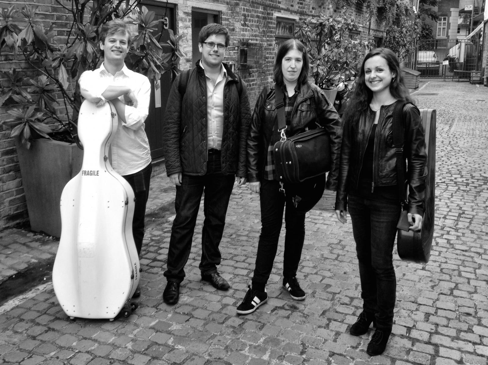 Portrait des candidats nomadmusic - Concours international de musique de chambre de lyon ...